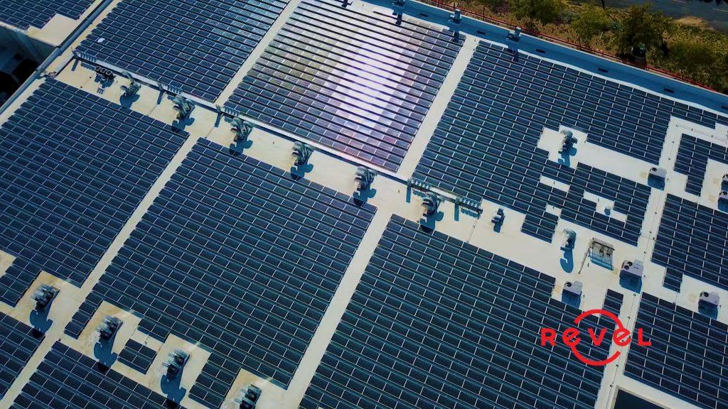 Hokto Kinoko - Commercial Solar
